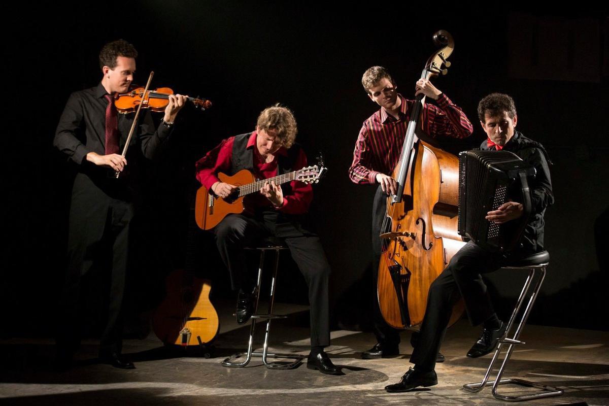 The Valinor Quartet