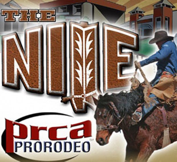 NILE PRCA Rodeo logo