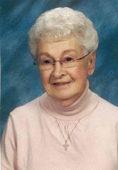 Mary L. McGinty Alexander Carrier