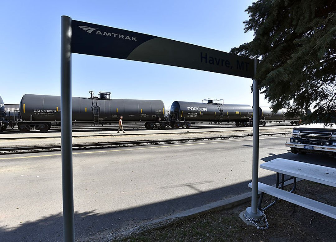 Woman sues amtrak says it failed to protect her from employee who the amtrak station in downtown havre sciox Choice Image