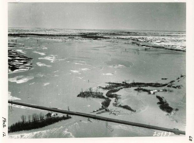 Milk River 1952