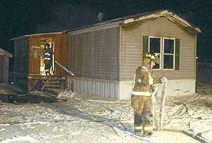 2 local fires wreak $110K in damage