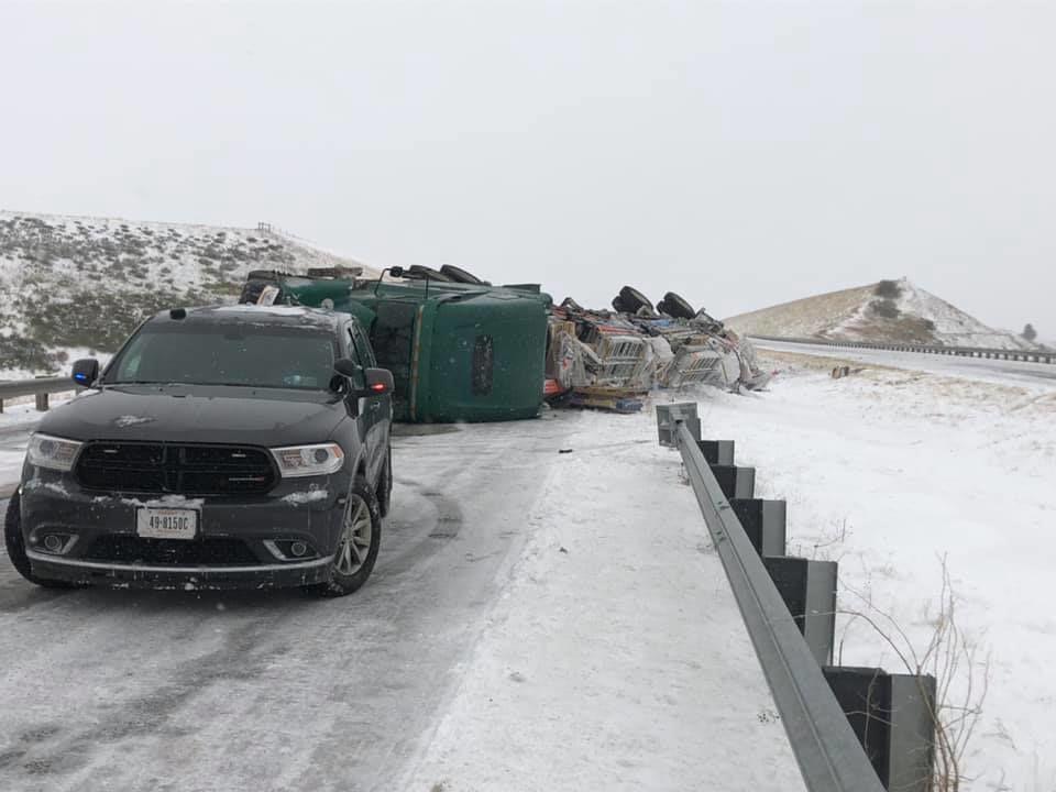 Livingston crash