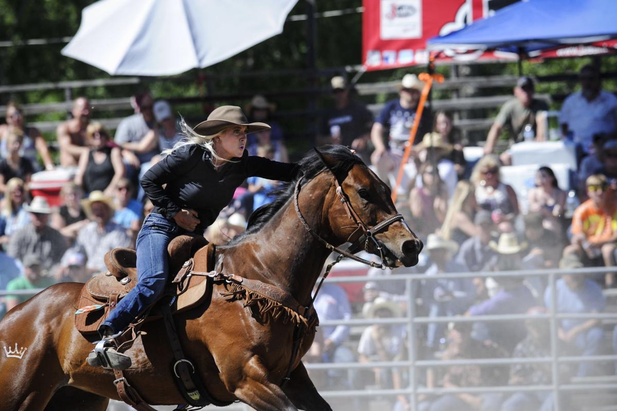 81st annual Augusta PRCA American Legion Rodeo