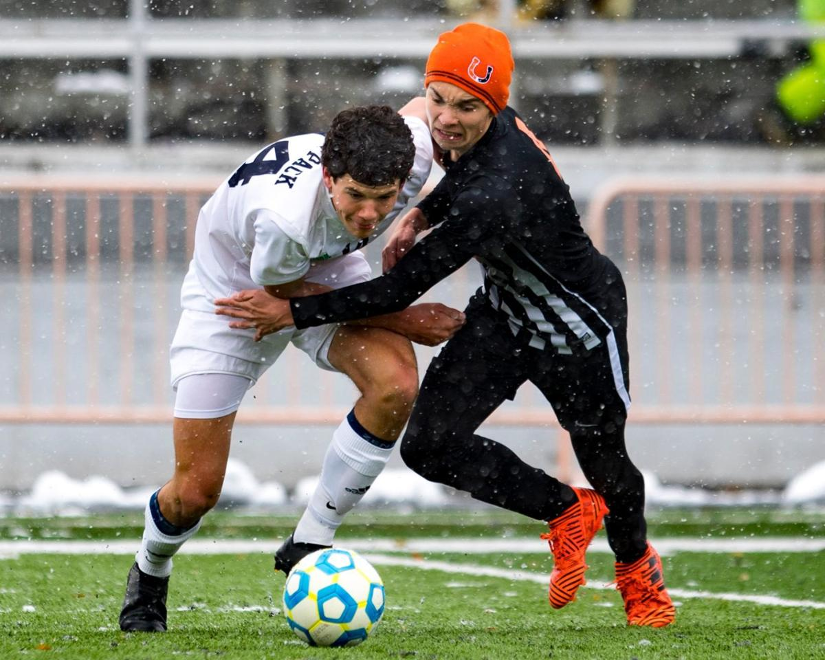 Billings Senior vs. Kalispell Glacier soccer