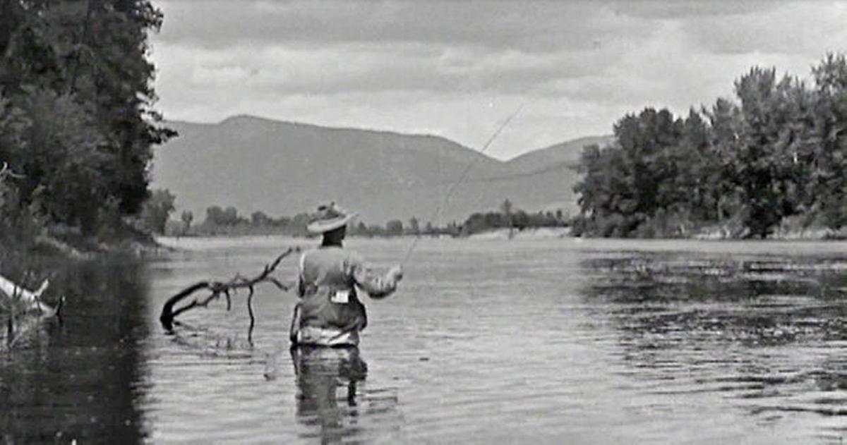 Montana wildlife film made in 1920s found at Spokane garage