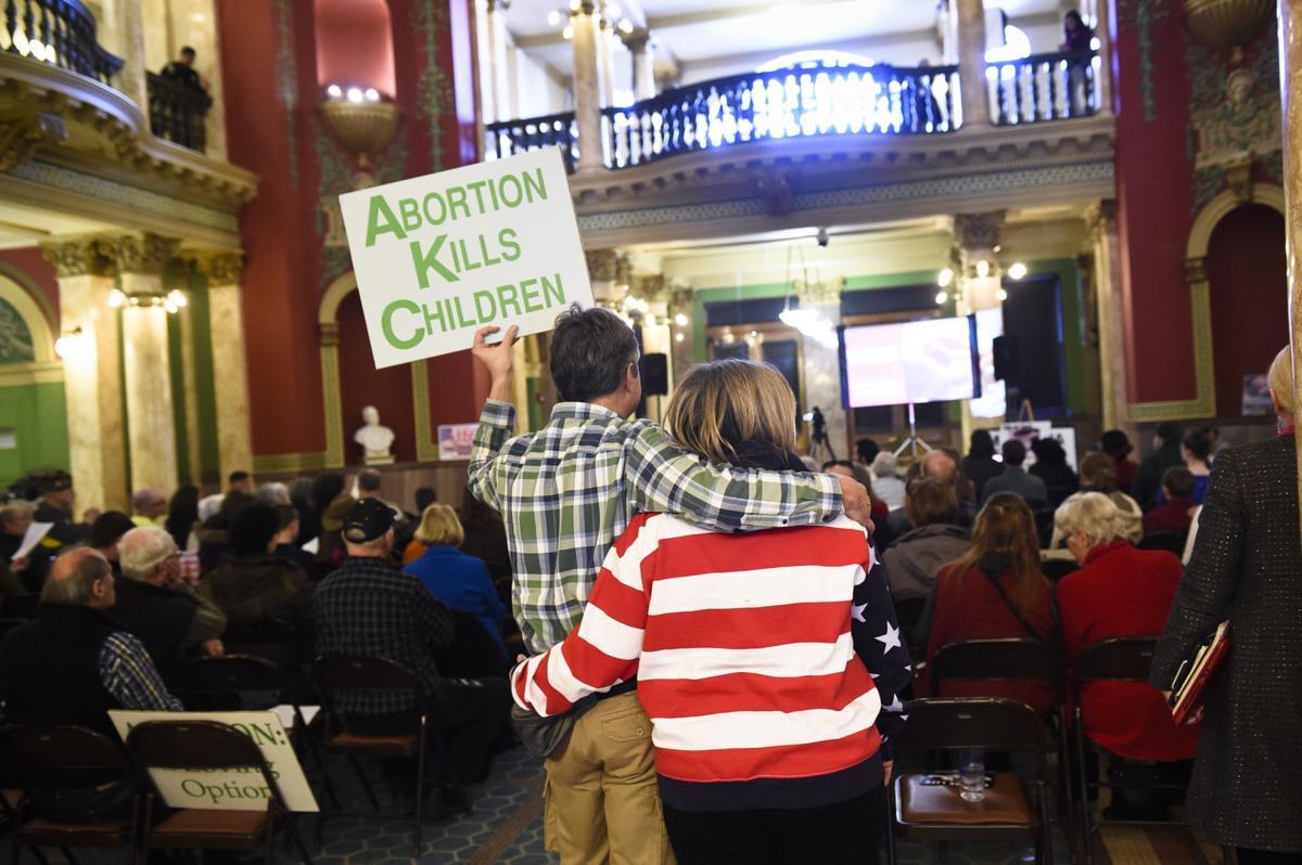 Montana Pro-life Coalition Personhood Rally