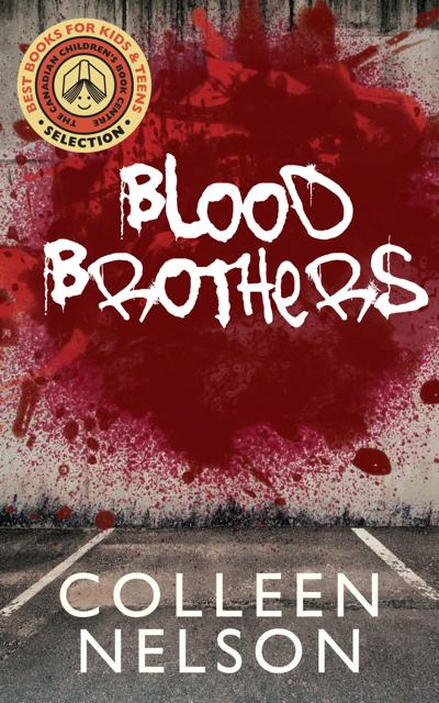 """High Plains Book Awards Finalist: """"Blood Brothers"""""""