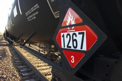 Oil Train Restrictions
