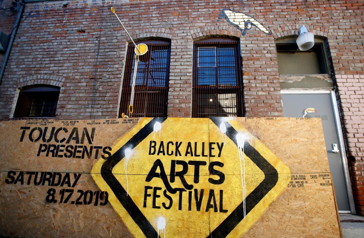 Back Alley Arts Festival