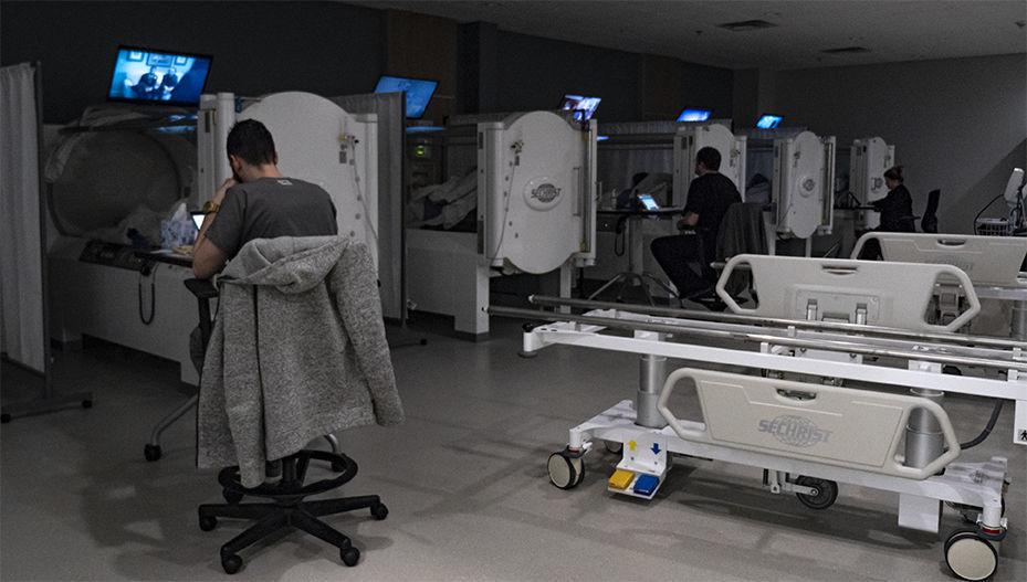 Hyperbaric technologists