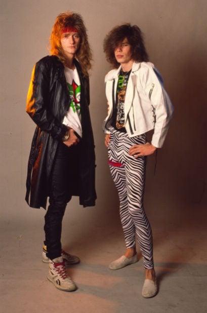 Rock 39 N 39 Roll Fashion 1988