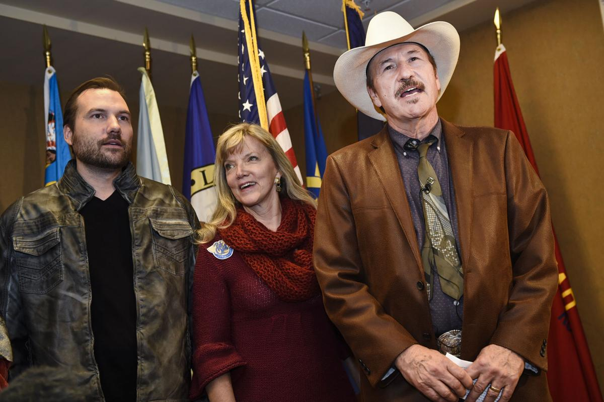 Democratic congressional candidate Rob Quist,
