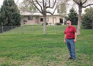 Harmon battling to keep Lutheran Park a park