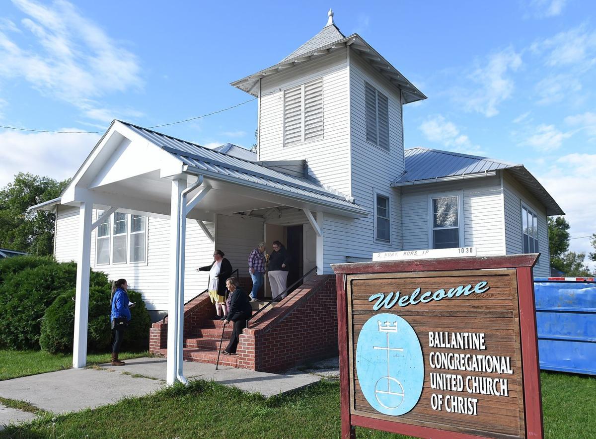 Ballantine church