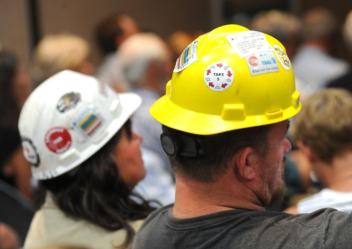 Coal hearing