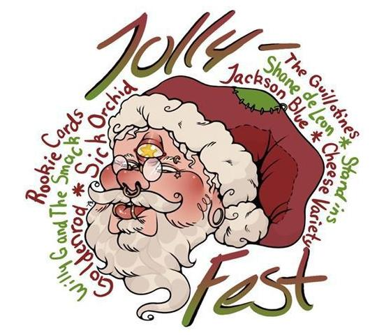 Jolly Fest, Dec. 7