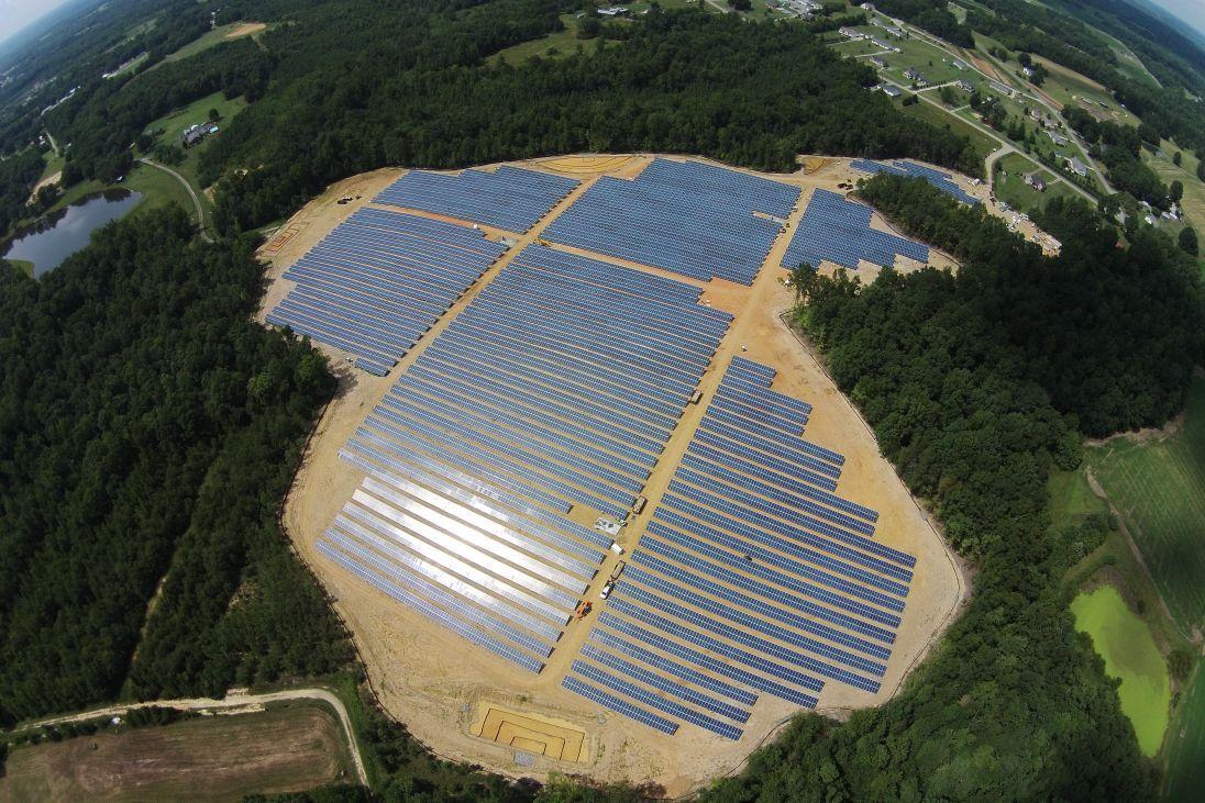 Cypress Creek solar farm