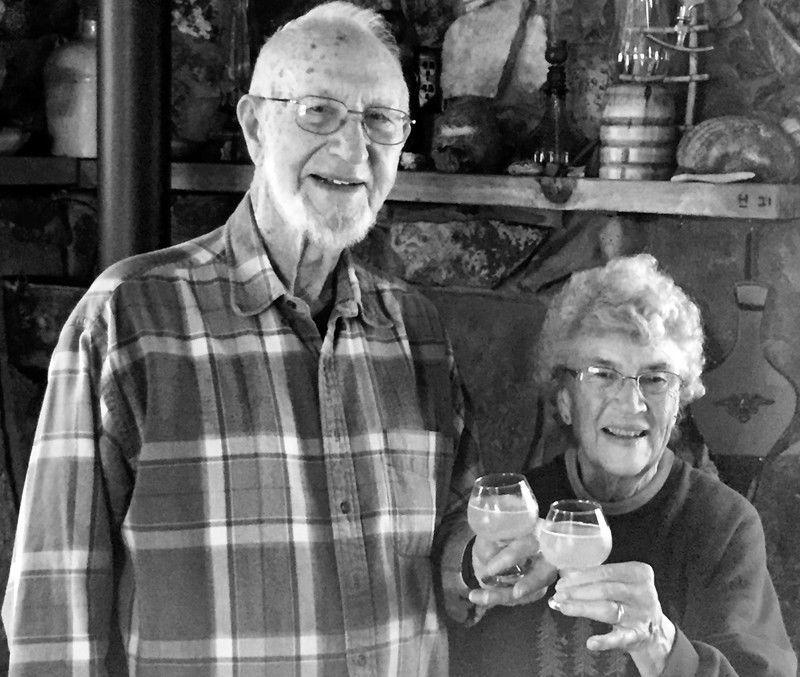 Lou and Georgene Harwood