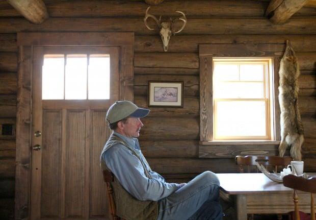 Naturalist Joe Hutto