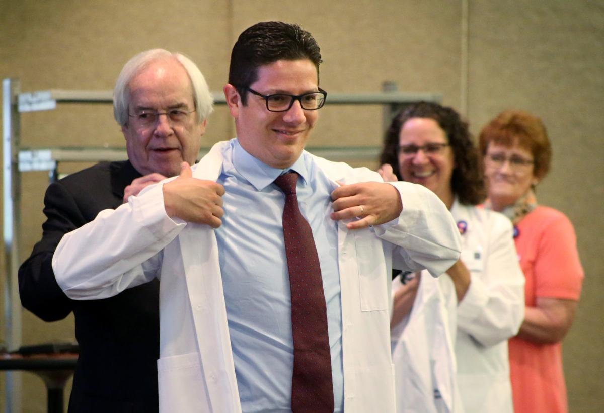 Billings Clinic white coat ceremony