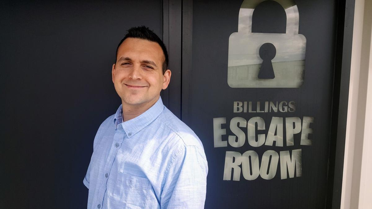 Second Escape Room Opening On Billings West End Have You Heard