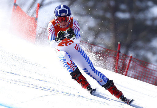Breezy Johnson to race in Olympic downhill
