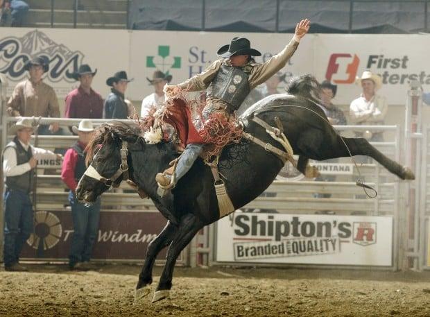 Bail Balances Ranch Rodeo Rodeo News Billingsgazette Com