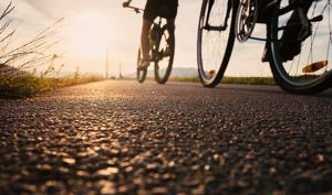 Wyoming town ranked 6th by bike group for its bicycle network