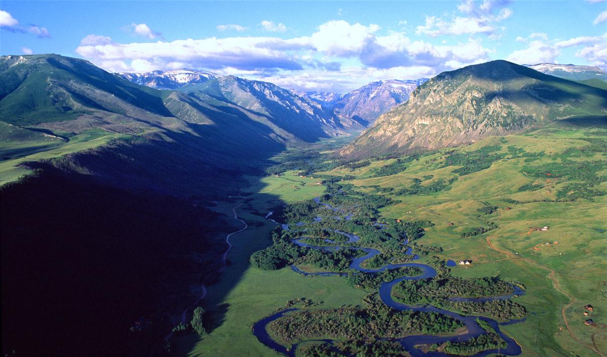 Montana's 10 most dramatic natural features