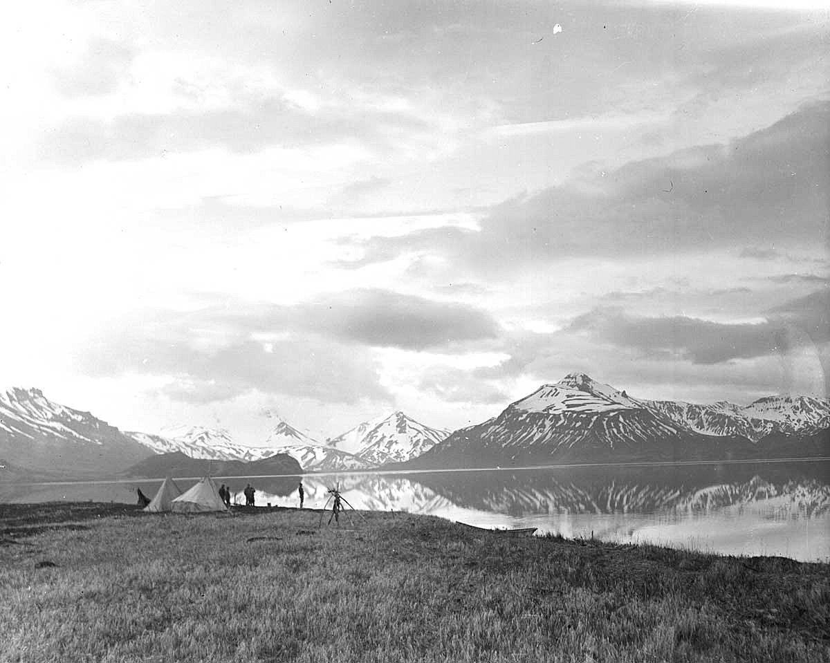Bear Lake Camp