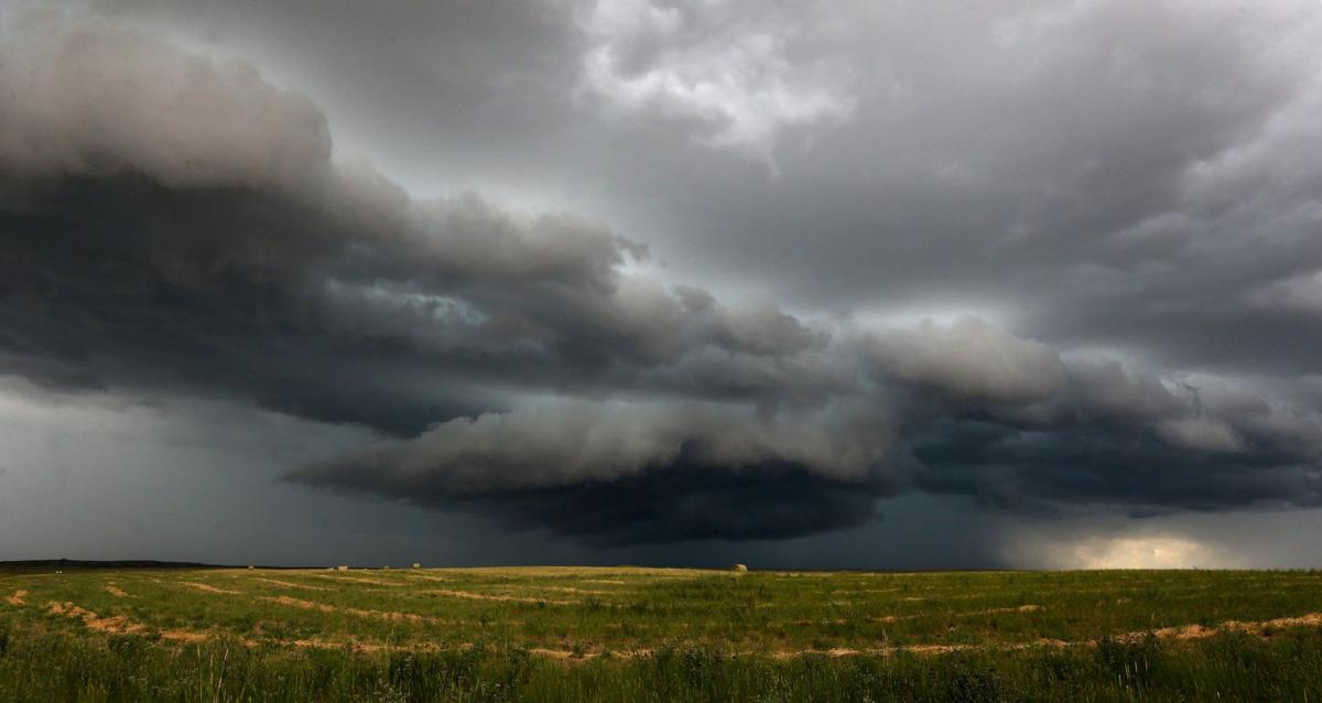 Feature photos: Storm clouds | Local News ...
