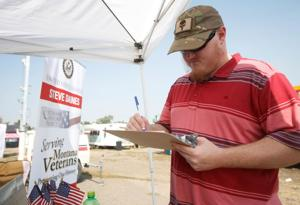 Veterans History Project aims to bolster Native American outreach with visit to Crow Fair