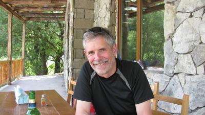 Jeff Renz, retired law professor