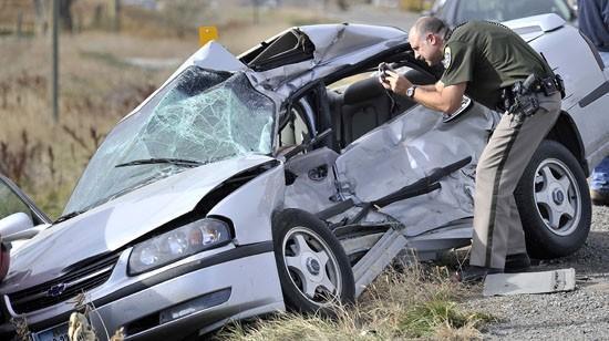 Victim in Shepherd crash identified