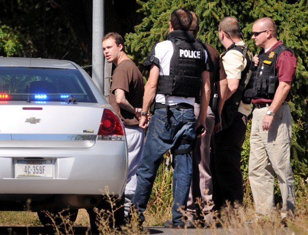 The alleged getaway driver in an early Friday morning shooting