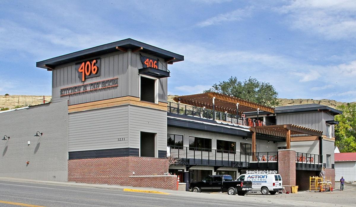 406 Kitchen and Taproom opens in former Rock Pile spot in