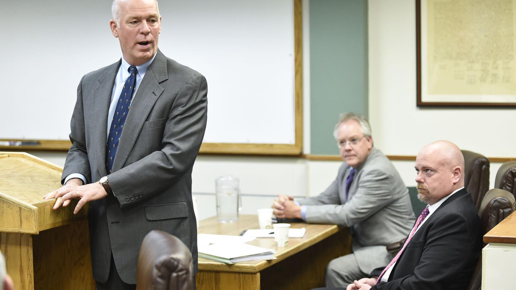 Montana Congressman Greg Gianforte misled investigators in assault case, documents say