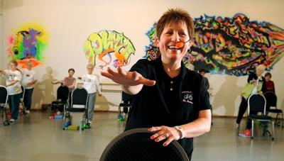 Ila Swanson teaches as FitgGevity Fitness