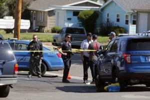 Police officer shoots, kills man outside Casper gas station
