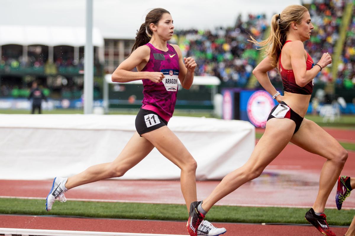 Christina Aragon to run Montana Mile