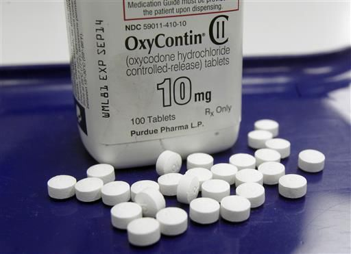 Nearly 1 in 3 on Medicare got commonly abused opioids