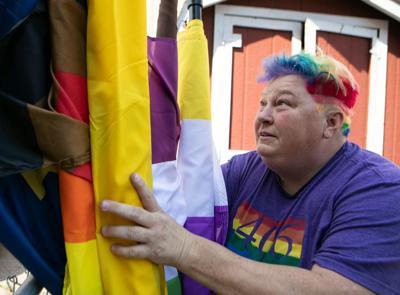 Preparing for Pride