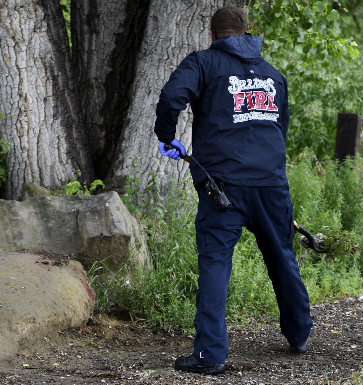 Riverfront Park stabbing