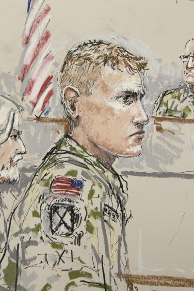 U.S. Army Staff Sgt. Calvin Gibbs
