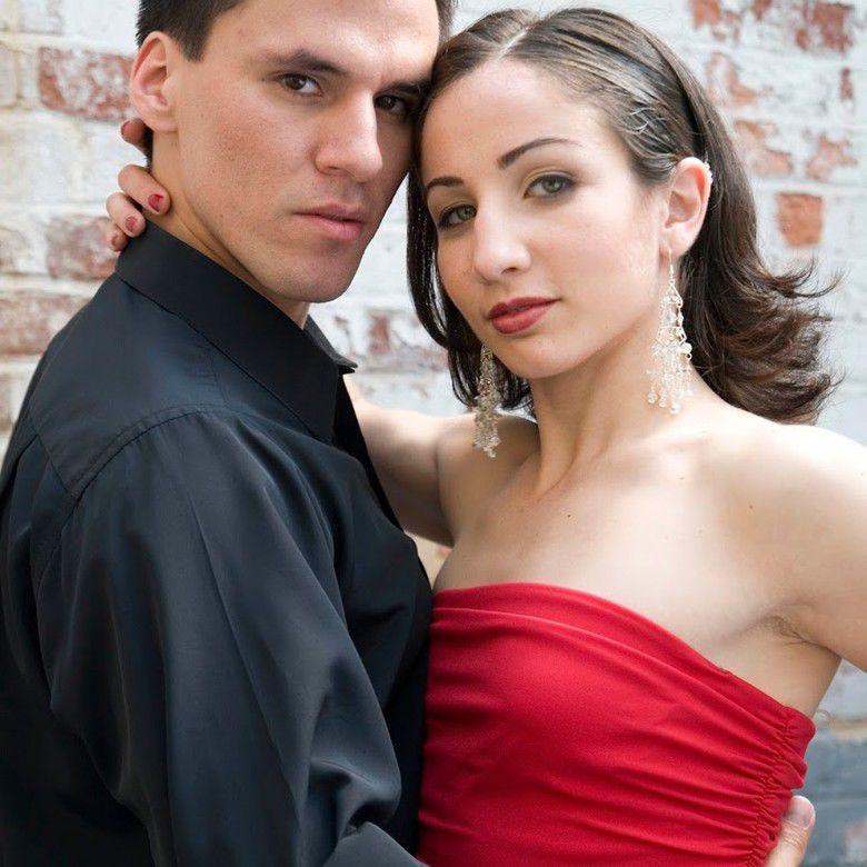 Diego Blanco and Ana Padron