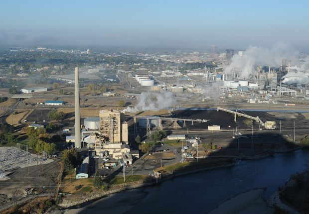 Corette power plant