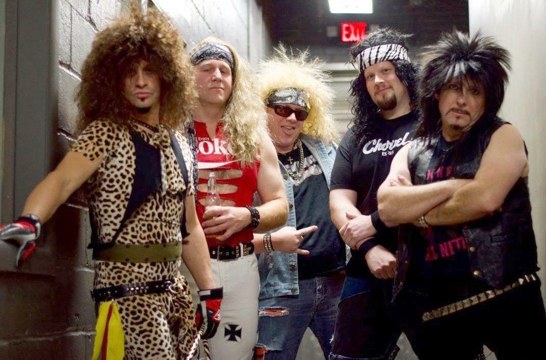 Kicking Karma - Monsters of Rock Tribute