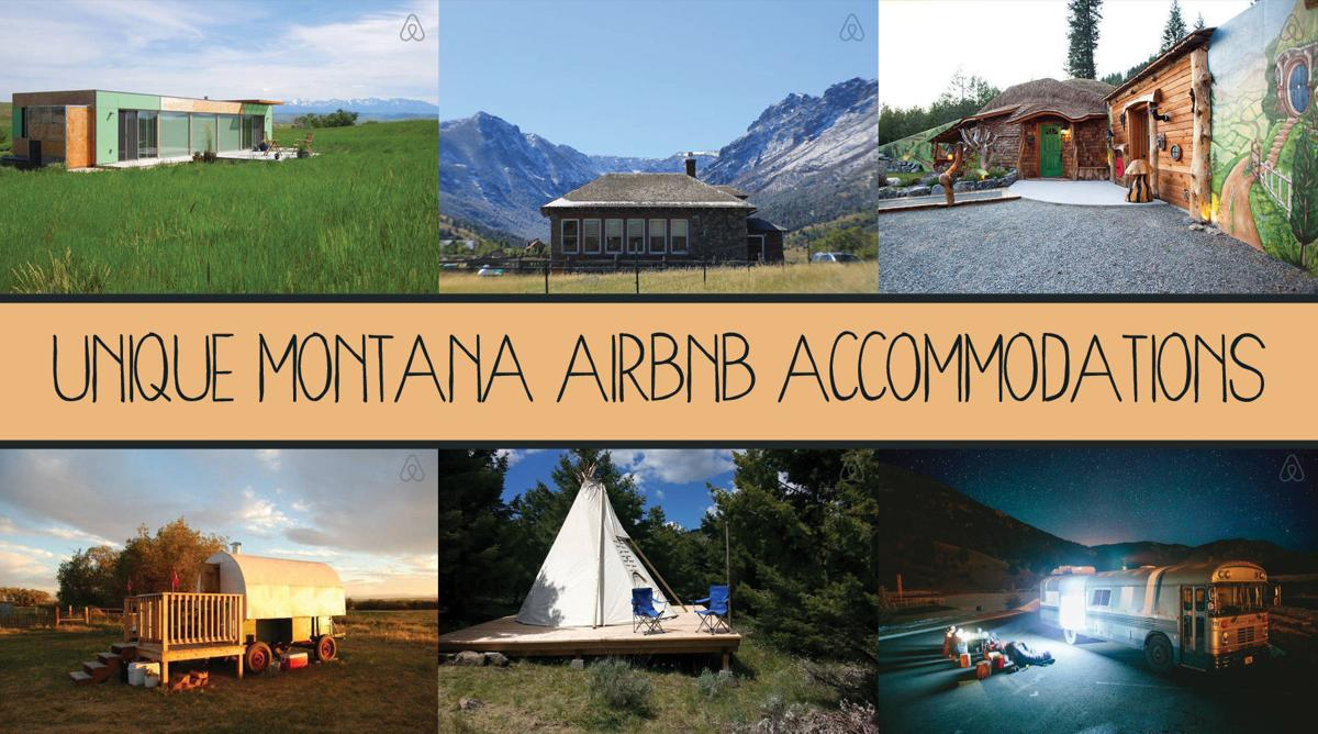 Unique Montana places you can rent on Airbnb | Montana News