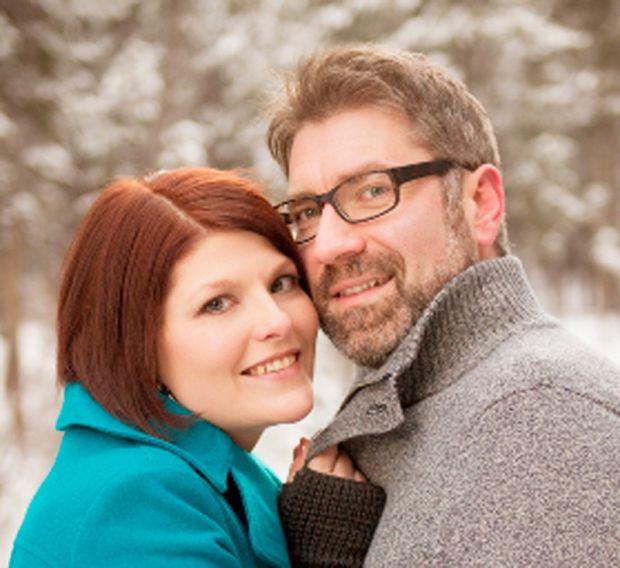 Sara Rose and Kevin Donohue